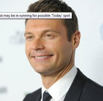 Ryan Seacrest at Continuum Miami Beach