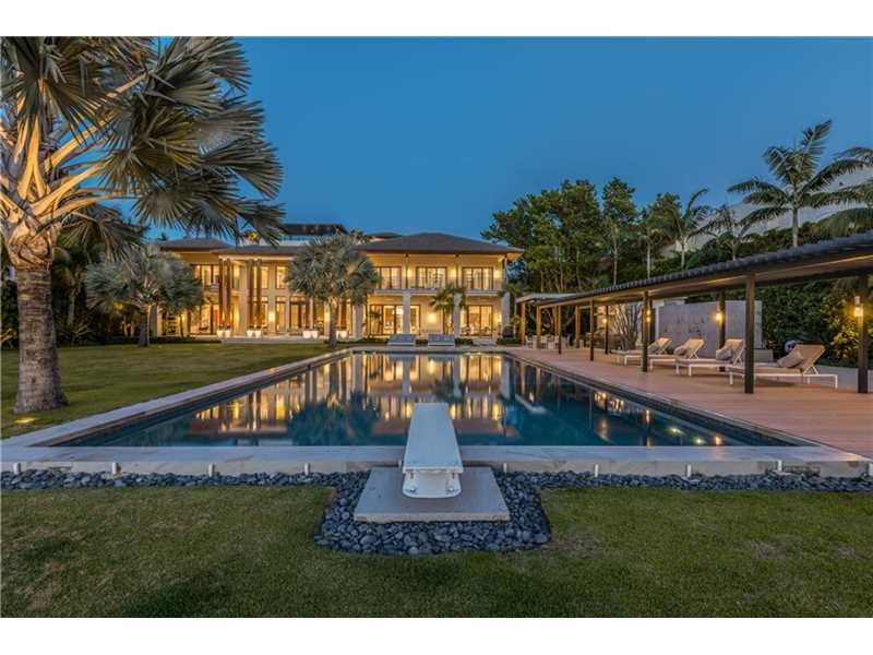 2920 North Bay Road Miami Beach Home and Estate SOLD